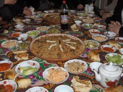 tajik_dastarkhan_meal