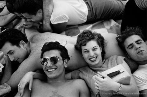 CI-023 Coney Island Teenagers, 1949