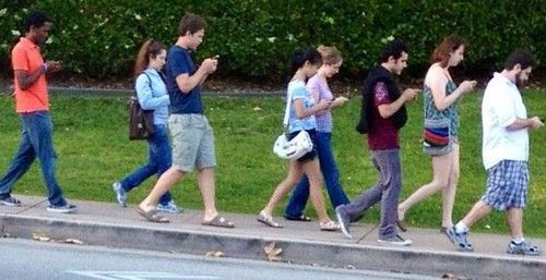 texting-and-walking