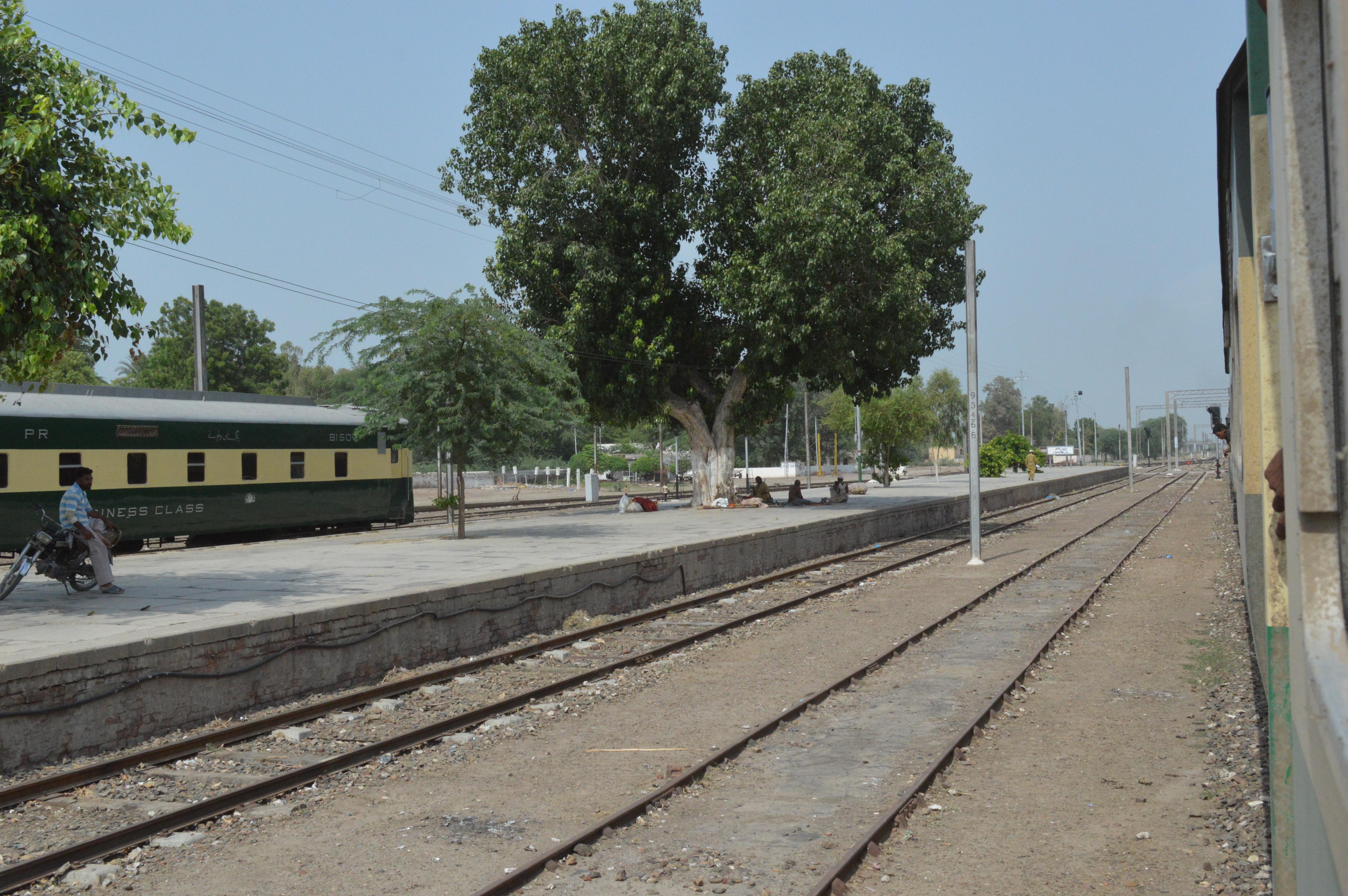 khanewal_junction_station