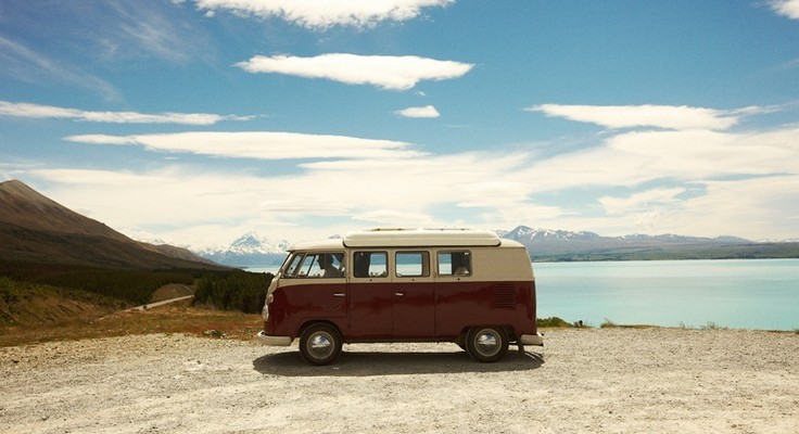 Why is #vanlife the latest travel fad?