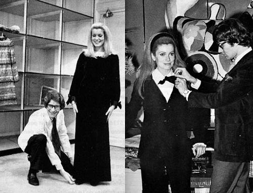 french-fashion-designer-yves-saint-laurent-and-beautiful-actress-catherine-deneuve-2