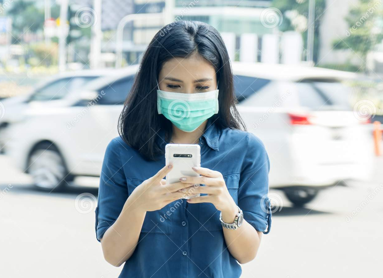 asian-woman-wears-mask-uses-phone-wearing-using-mobile-sidewalk-air-pollution-concept-146018088